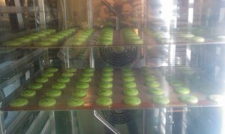 Macarons on the rise